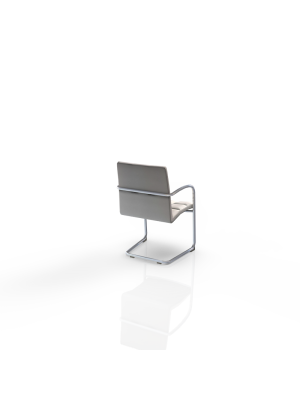 Ponzo M/A - Office chair white