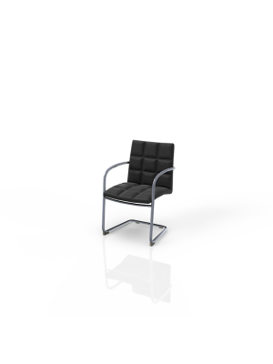 Ponzo M/A - Office chair black